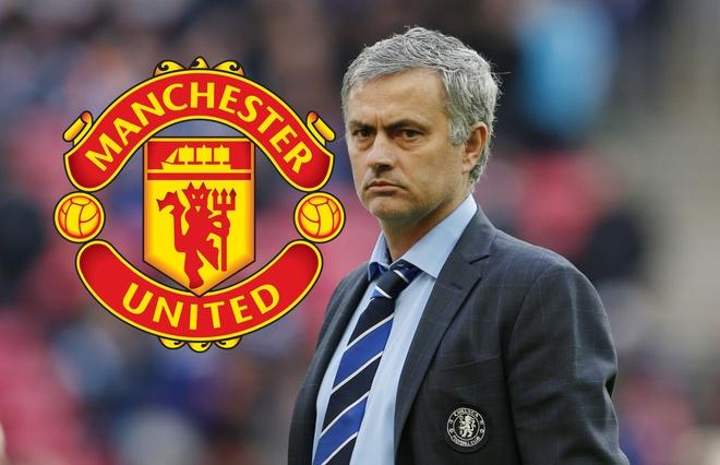 Mourinho la ung vien thay the Van Gaal sau khi mat viec hinh anh