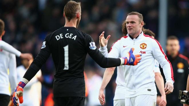 David De Gea: 'Chung toi can Rooney' hinh anh 1