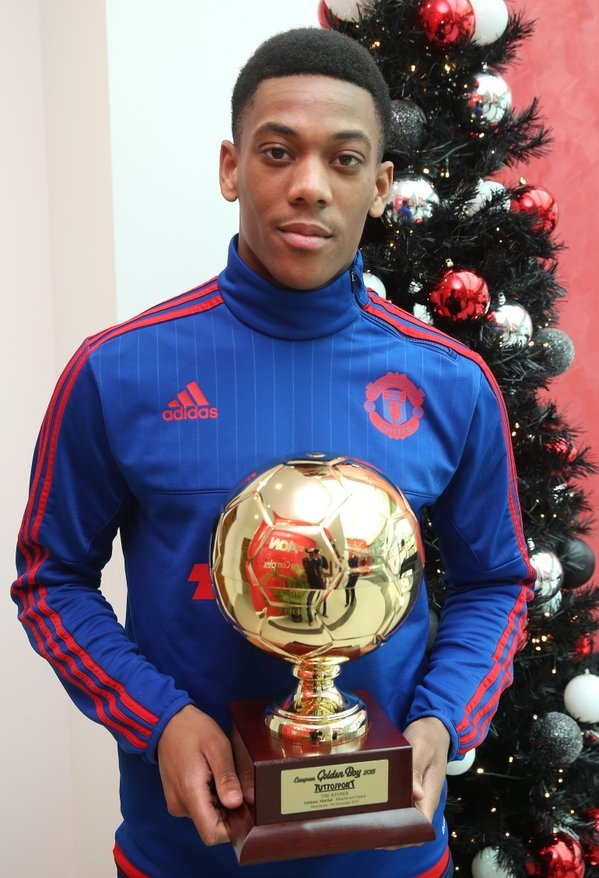 Anthony Martial gianh 'Golden Boy' 2015 hinh anh 1 sssss