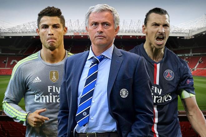 5 ngoi sao co the cung Mourinho den MU hinh anh