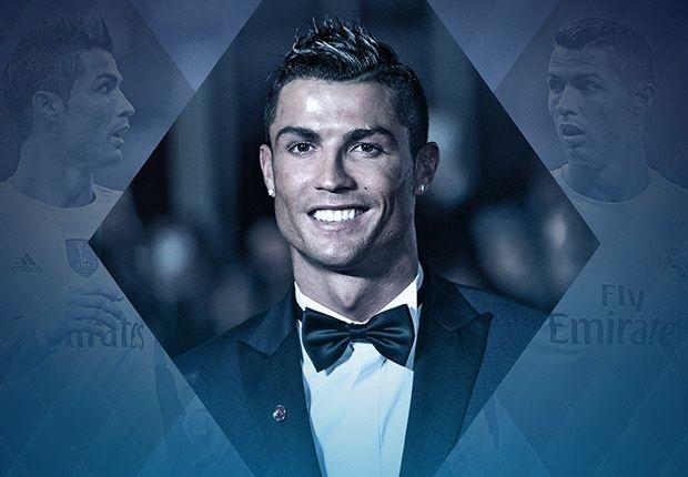 Cristiano Ronaldo bao ve thanh cong danh hieu 'Salon d'or' hinh anh