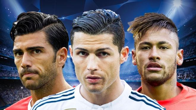 Cristiano Ronaldo bao ve thanh cong danh hieu 'Salon d'or' hinh anh 1