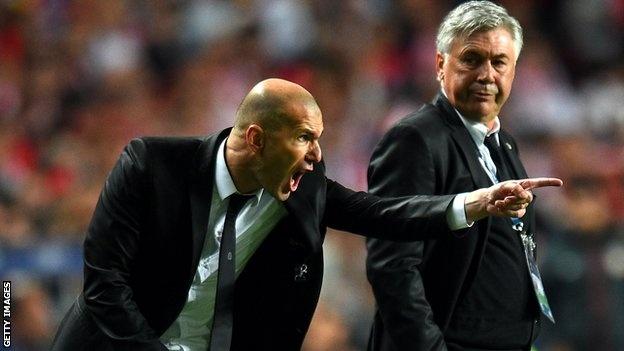 Zidane rut re trong ngay tro thanh tan HLV Real Madrid hinh anh 1