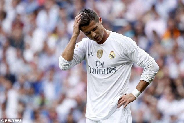 Real Madrid chon duoc nguoi thay the Ronaldo hinh anh