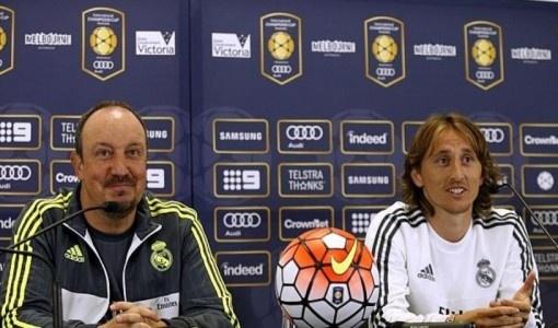 Luca Modric: 'Sa thai Benitez la quyet dinh dung dan' hinh anh 1