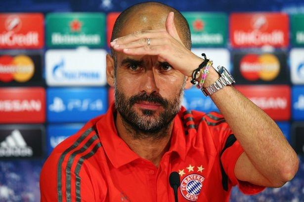 Vi Pep, Manchester City quyet tam pha vo bo ba 'MSN' hinh anh 1