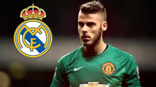 Lo muc luong khung De Gea suyt duoc huong tai Real Madrid hinh anh