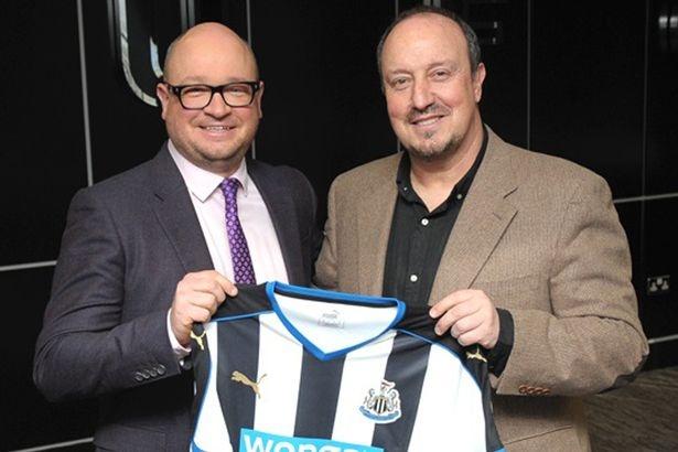 Rafa Benitez tro thanh tan HLV cua Newcastle hinh anh 1