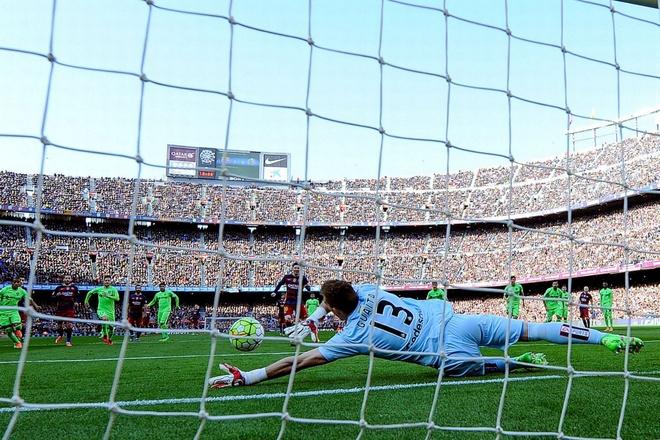 Messi va Barcelona lap ky luc buon tai La Liga hinh anh 1