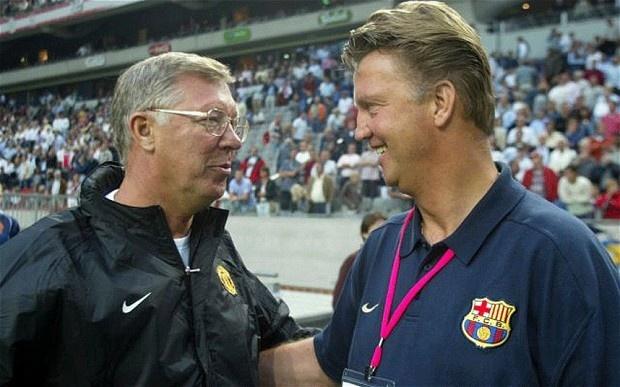 Sir Alex Ferguson khong muon Mourinho den MU hinh anh