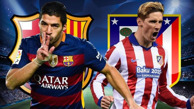 Cham diem Barca vs Atletico: Khong the ngan can Luis Suarez hinh anh