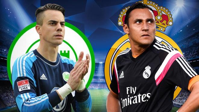Cham diem Wolfsburg - Real Madrid: 'Ken ken' gay canh hinh anh 1