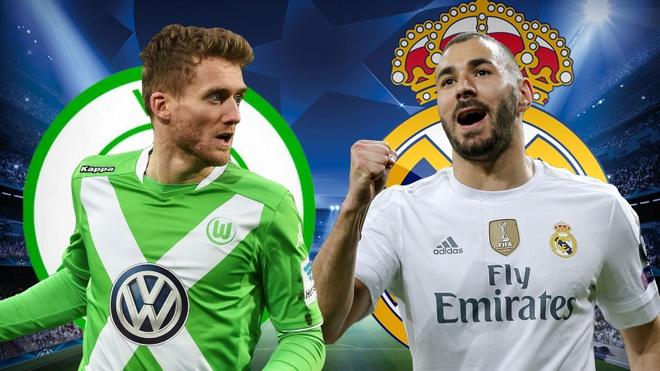 Cham diem Wolfsburg - Real Madrid: 'Ken ken' gay canh hinh anh 10