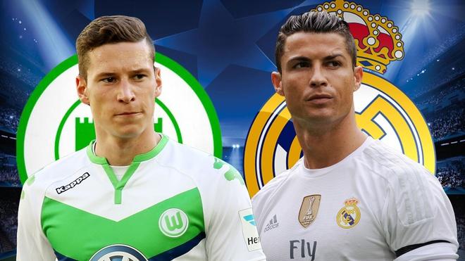 Cham diem Wolfsburg - Real Madrid: 'Ken ken' gay canh hinh anh