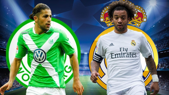 Cham diem Wolfsburg - Real Madrid: 'Ken ken' gay canh hinh anh 5
