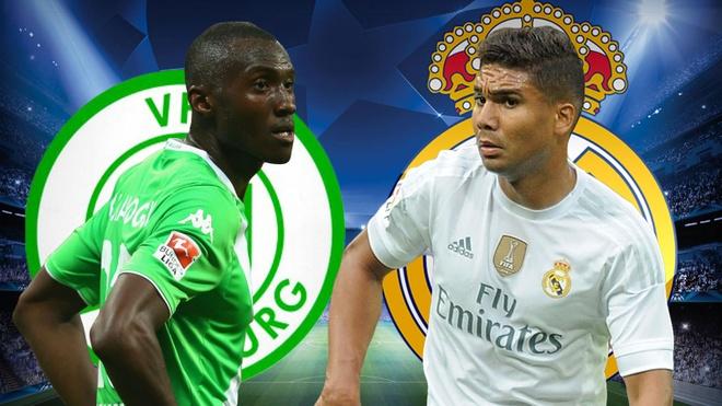 Cham diem Wolfsburg - Real Madrid: 'Ken ken' gay canh hinh anh 6