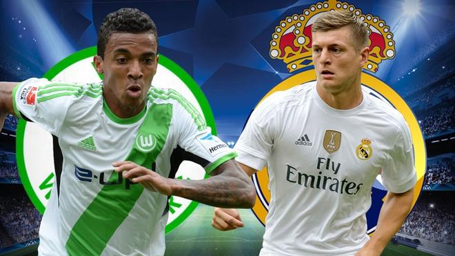 Cham diem Wolfsburg - Real Madrid: 'Ken ken' gay canh hinh anh 7