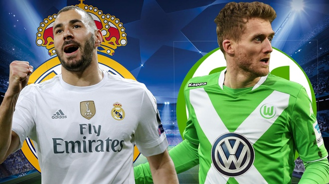 Cham diem Real Madrid - Wolfsburg: Show dien cua Ronaldo hinh anh 10