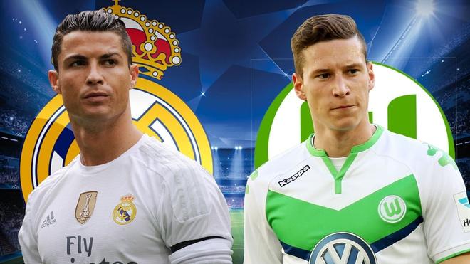 Cham diem Real Madrid - Wolfsburg: Show dien cua Ronaldo hinh anh 11