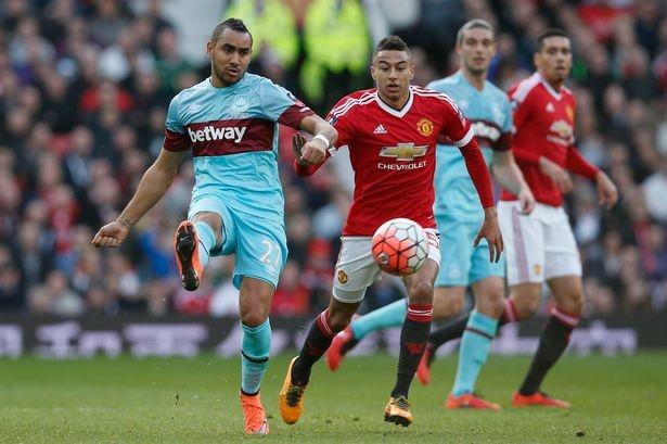 West Ham 1-2 Man Utd: Quy do hen Everton o ban ket hinh anh 3