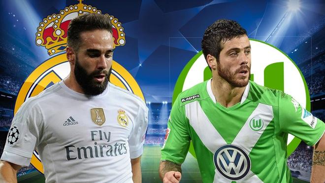 Cham diem Real Madrid - Wolfsburg: Show dien cua Ronaldo hinh anh 2
