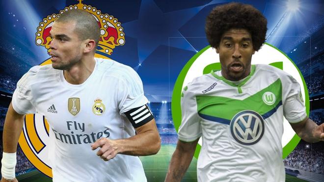 Cham diem Real Madrid - Wolfsburg: Show dien cua Ronaldo hinh anh 3