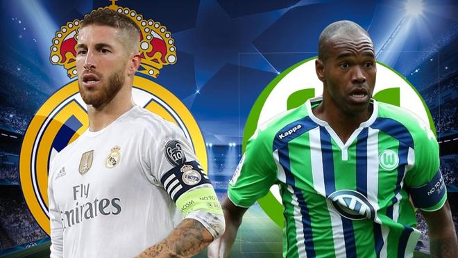 Cham diem Real Madrid - Wolfsburg: Show dien cua Ronaldo hinh anh 4