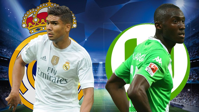 Cham diem Real Madrid - Wolfsburg: Show dien cua Ronaldo hinh anh 6