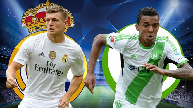 Cham diem Real Madrid - Wolfsburg: Show dien cua Ronaldo hinh anh 7