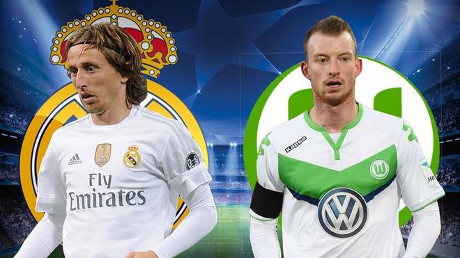 Cham diem Real Madrid - Wolfsburg: Show dien cua Ronaldo hinh anh 8