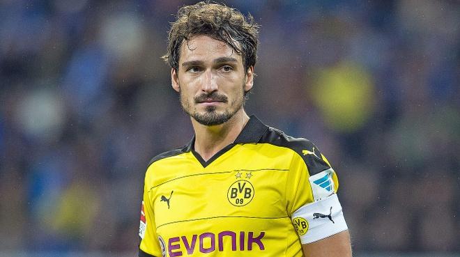 Dortmund san sang ban Hummels cho Bayern Munich hinh anh 1