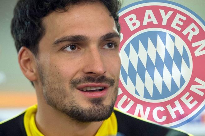 Dortmund san sang ban Hummels cho Bayern Munich hinh anh