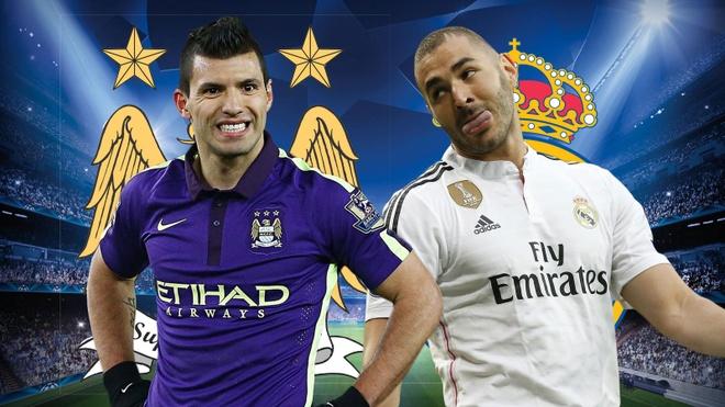 Cham diem Man City- Real: Khong Ronaldo, khong tiec tung hinh anh