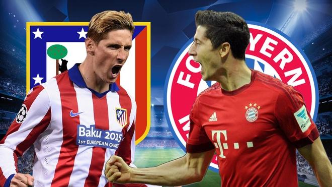 Nhan dinh Atletico vs Bayern: Ke tam lang nguoi nua can hinh anh