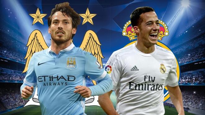 Cham diem Man City- Real: Khong Ronaldo, khong tiec tung hinh anh 10