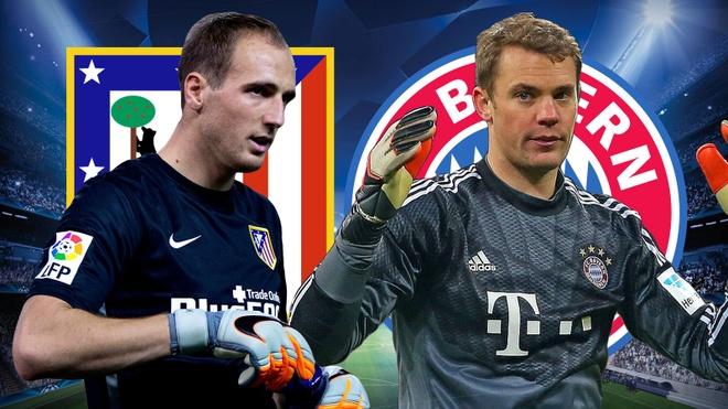 Cham diem Atletico- Bayern: Nguoi hung Saul hinh anh 1