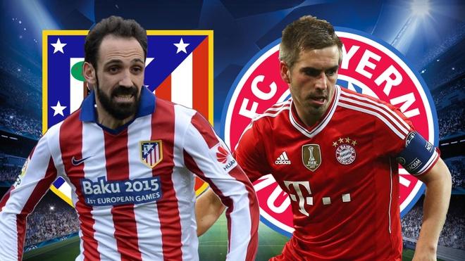 Cham diem Atletico- Bayern: Nguoi hung Saul hinh anh 2