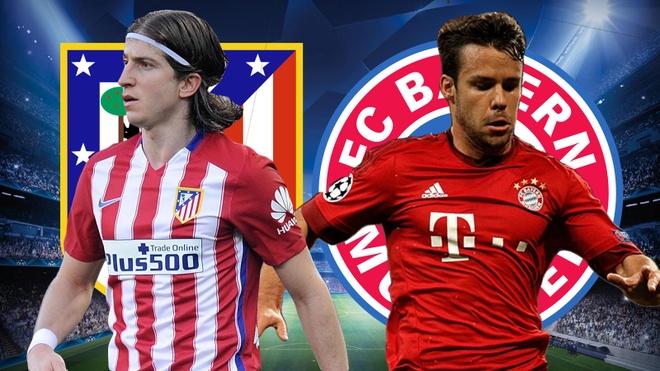 Cham diem Atletico- Bayern: Nguoi hung Saul hinh anh 5