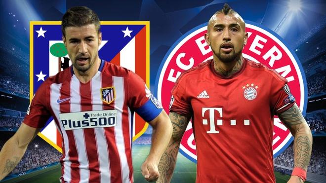 Cham diem Atletico- Bayern: Nguoi hung Saul hinh anh 6