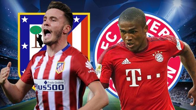 Cham diem Atletico- Bayern: Nguoi hung Saul hinh anh 9