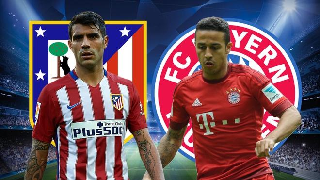Cham diem Atletico- Bayern: Nguoi hung Saul hinh anh 7