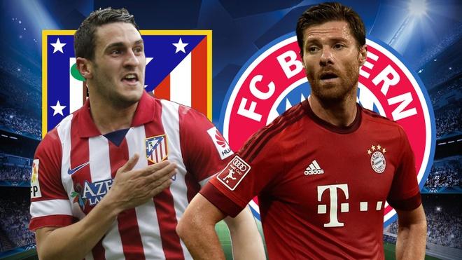 Cham diem Atletico- Bayern: Nguoi hung Saul hinh anh 8