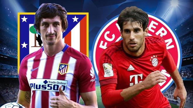 Cham diem Atletico- Bayern: Nguoi hung Saul hinh anh 3