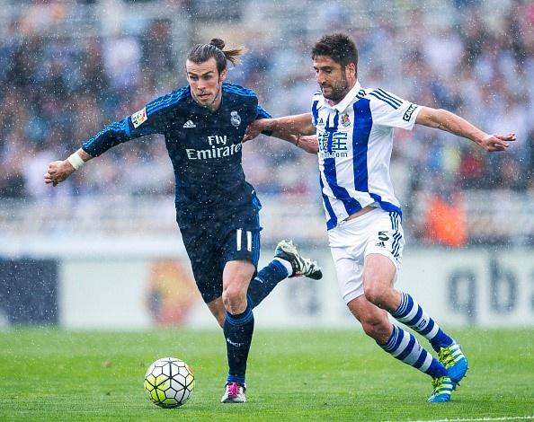 Zidane ca ngoi Bale truoc mat Ronaldo hinh anh 1