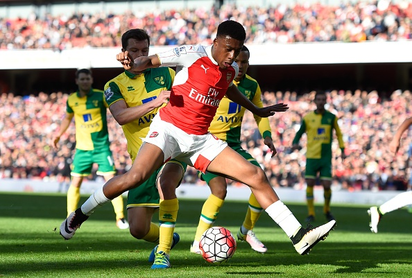 Arsenal vs Norwich (1-0): 'Phao thu' vuon len vi tri thu 3 hinh anh 13
