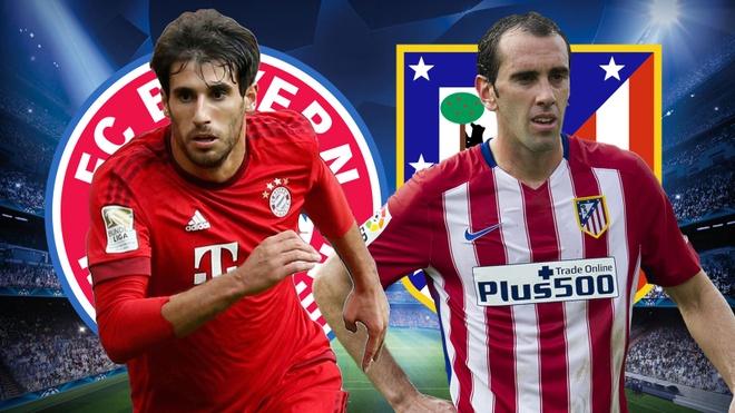 Cham diem Bayern vs Atletico: Tiec cho Hum xam hinh anh 3