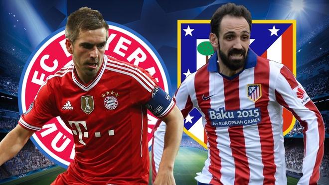 Cham diem Bayern vs Atletico: Tiec cho Hum xam hinh anh 2