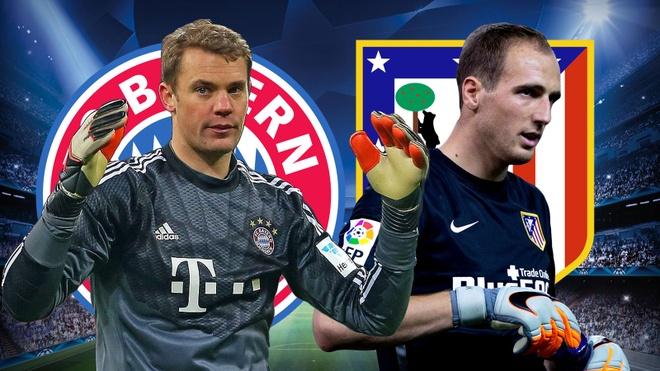 Cham diem Bayern vs Atletico: Tiec cho Hum xam hinh anh 1