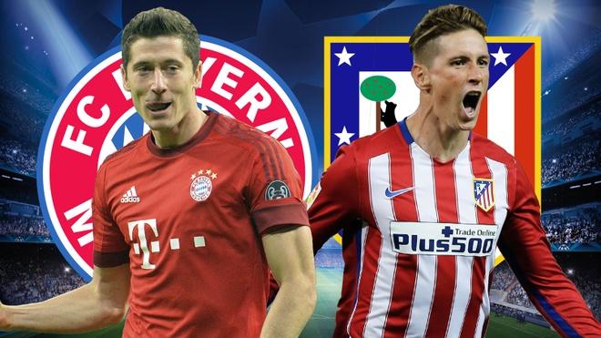 Cham diem Bayern vs Atletico: Tiec cho Hum xam hinh anh 11