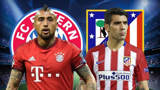 Cham diem Bayern vs Atletico: Tiec cho Hum xam hinh anh 7